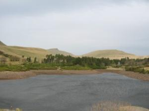 Neuadd Reservoir (start of 4 peaks walk)